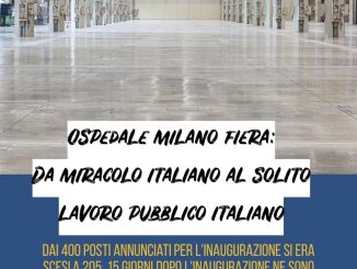 Ospedale Milano Fiera-Open your eyes