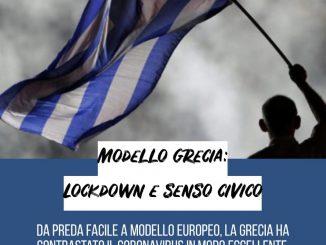 MODELLO GRECIA